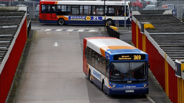 Stagecoach To Trial Driverless Bus