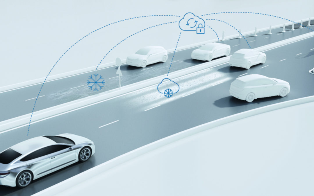 Bosch Launch AI Weather Warning System To Help Driverless Vehicles