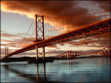 Forth Bridge to host five autonomous buses