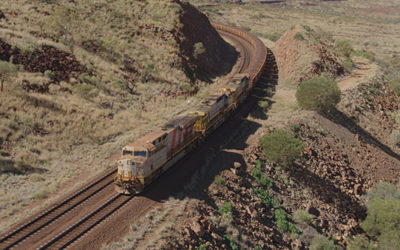 Rio Tinto close to ending driver-led freight trains