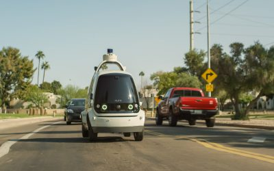 First unmanned delivery service in Arizona